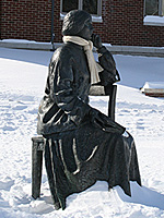 Blackwell Statue