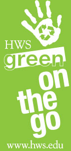 HWS Goes Green