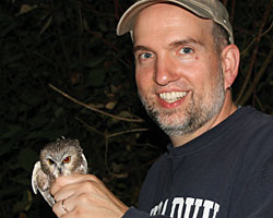 Associate Professor of Biology Mark Deutschlander